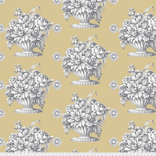 Stone Flower - Beige by Kaffe