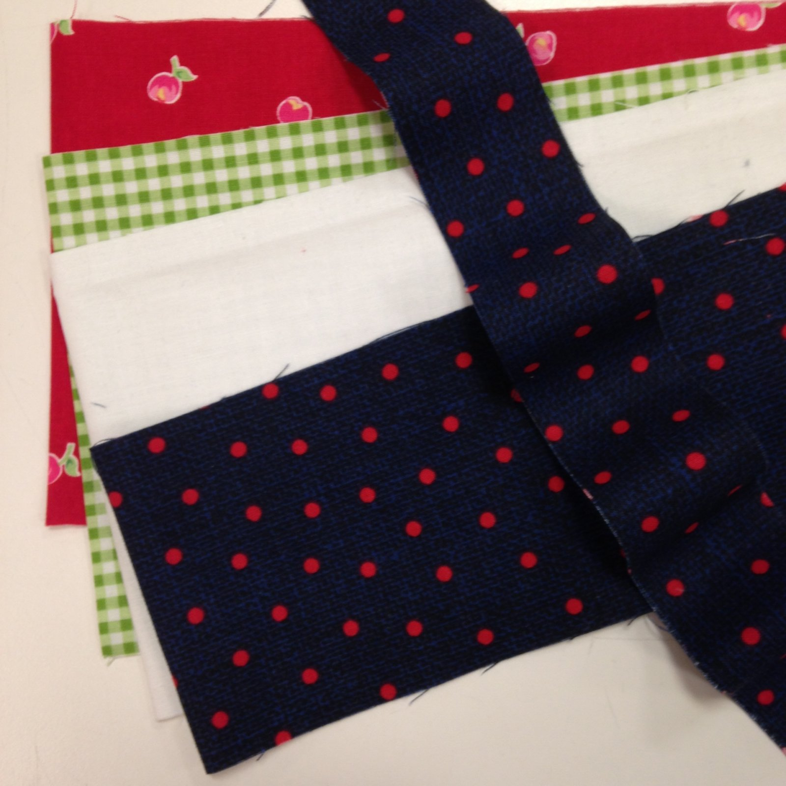 Folded Star Fabric Kits