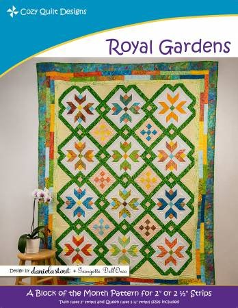 Royal Gardens Pattern