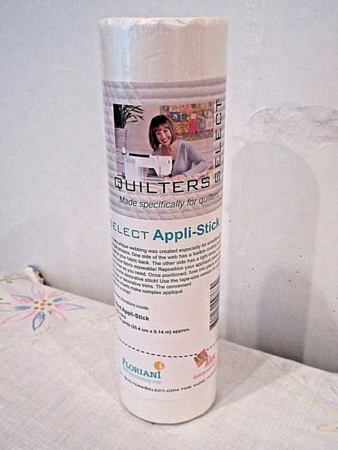 Quilters Select Appli-Stick 12x10yd
