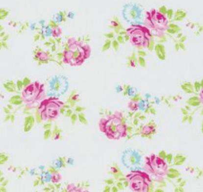 Tanya Whelan - Zoeys Garden - Zoey Rose in White