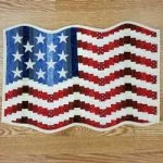 Mini Stars and Stripes Kit (23x17)
