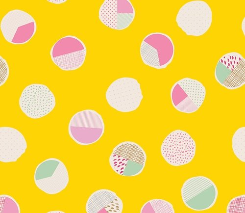Sweet Bubbles Sugar - Knit  - Art Gallery - Bonnie Christine