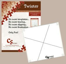Template Twister Pinwheel