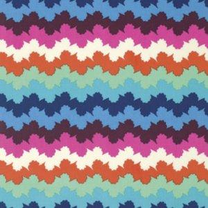 Violette - Organic Stripe - Midnight