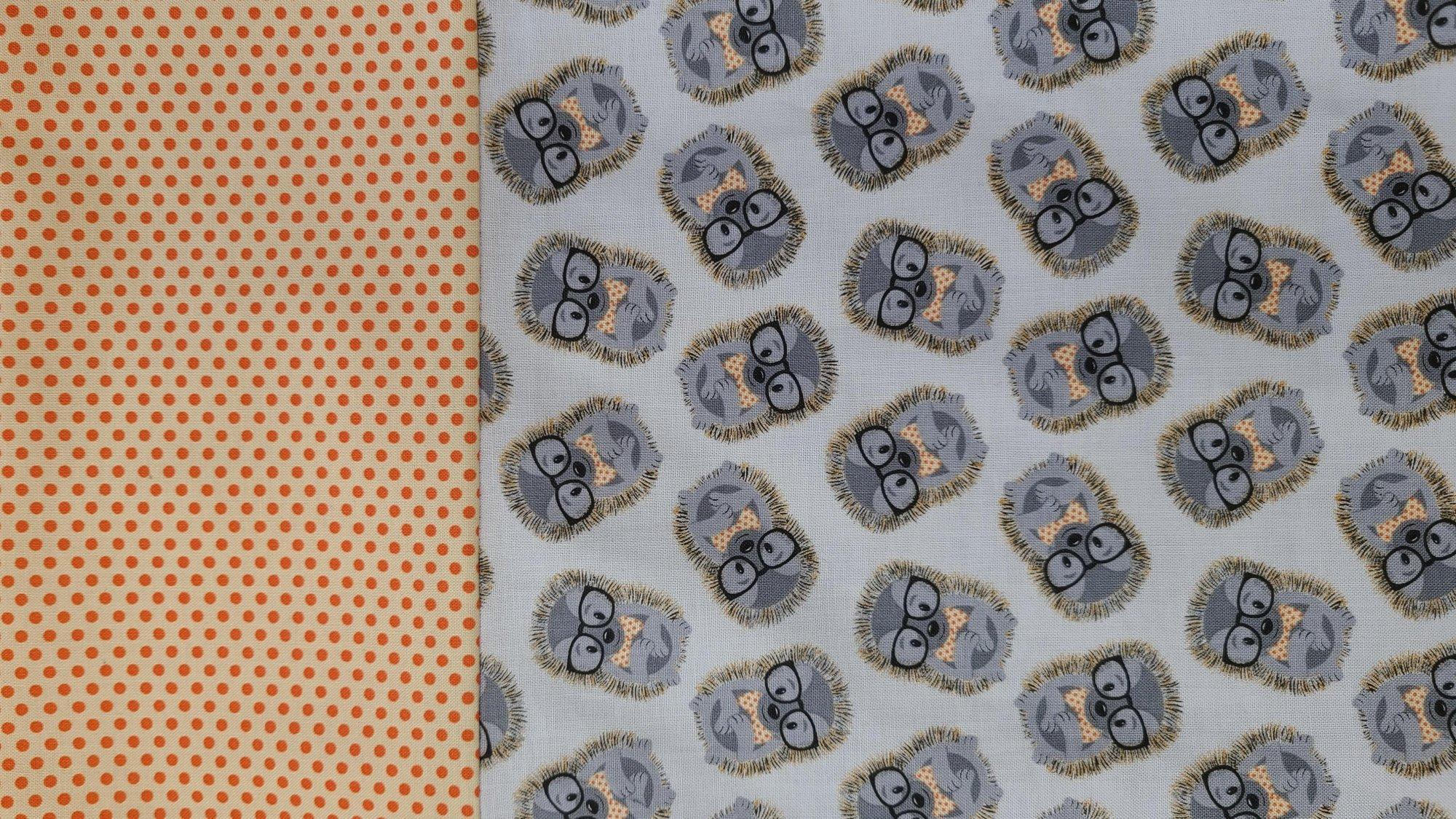 Wild & Free Hedgehog Pillowcase Kit