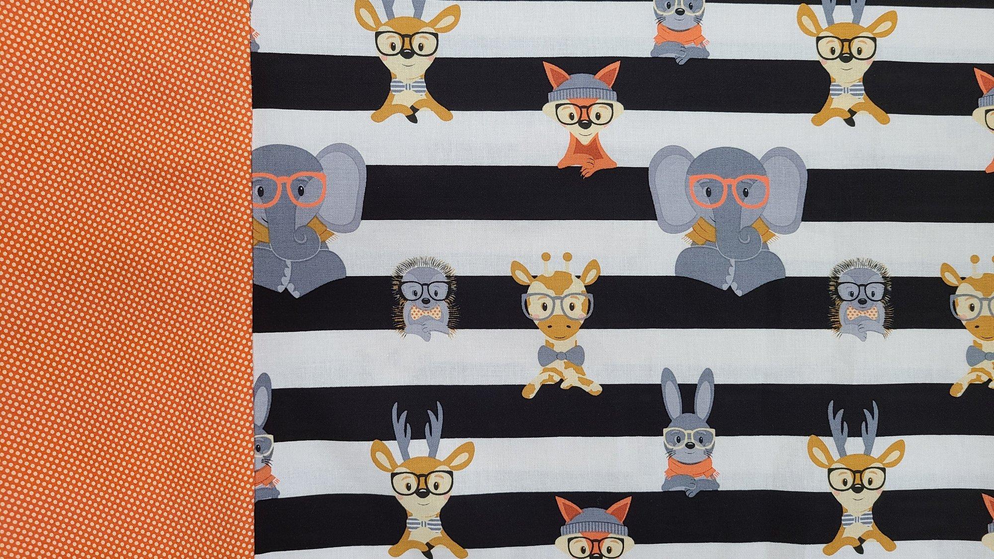 Wild & Free Stripe Pillowcase Kit