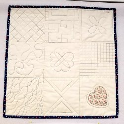 Learn to Quilt Your Project