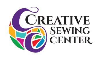 Creative Sewing Center logo