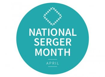 National Serger Month