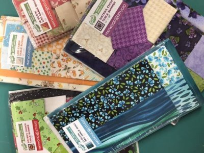 Pods fabric kits