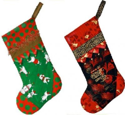 Prairie Point Stocking class