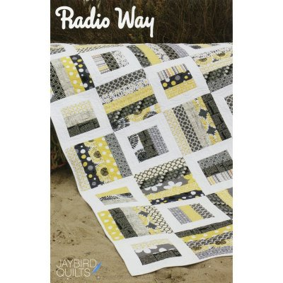 Radio Way quilt