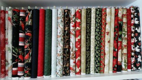 winter seasonal fabric sale december 2016