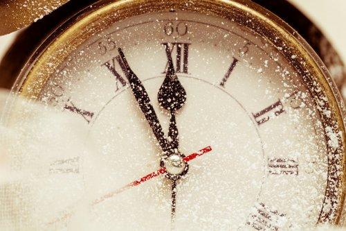 clock ticking down