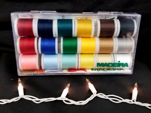 Madeira polyester thread box