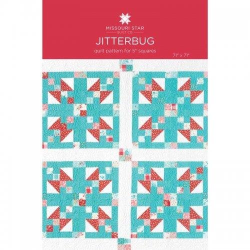 Beginning Quilting 103 Jitterbug