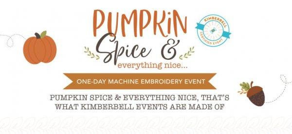 KB Pumpkin Spice banner