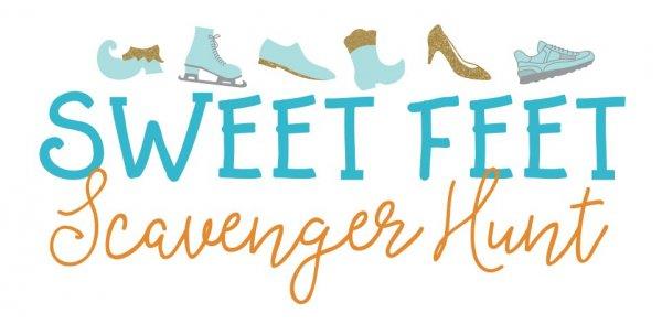 Kimberbell Sweet Feet Scavenger Hunt