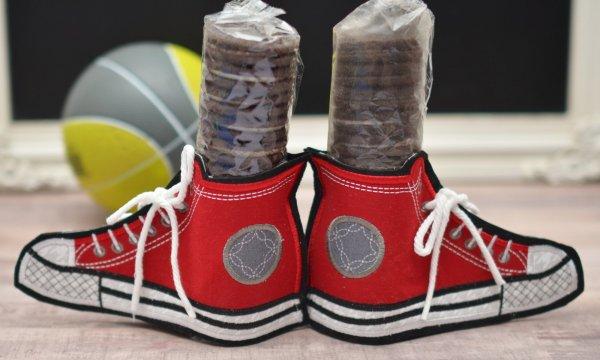 Sweet Feet Gym Shoes