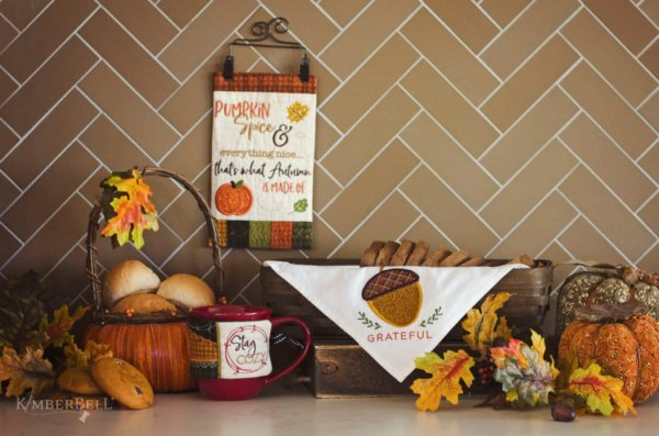 Pumpkin Spice all projects