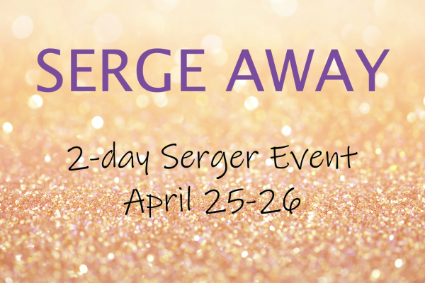 Serge Away Event April 2019