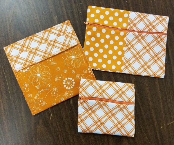 Serger Snack Bags