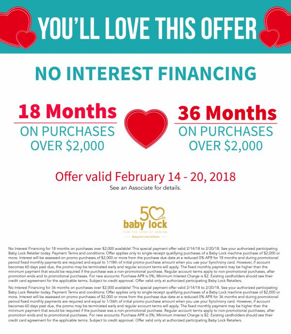 feb financing
