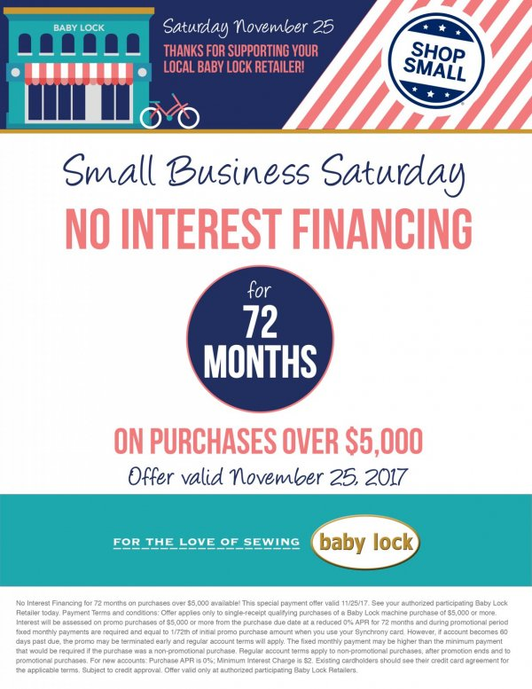 financing special 72 months