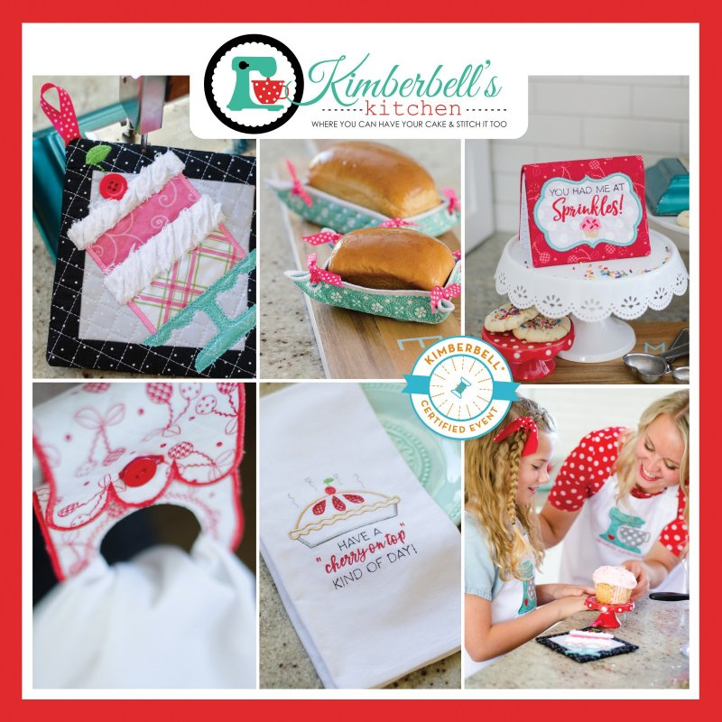 Kimberbell Kitchen projects