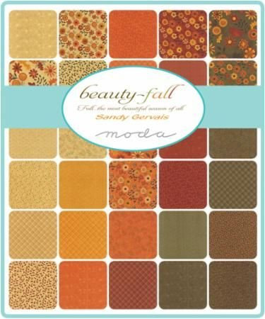 Beauty Fall collection by Moda
