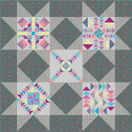 Dandy Days quilt