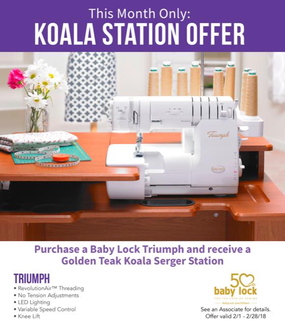 Koala station sale