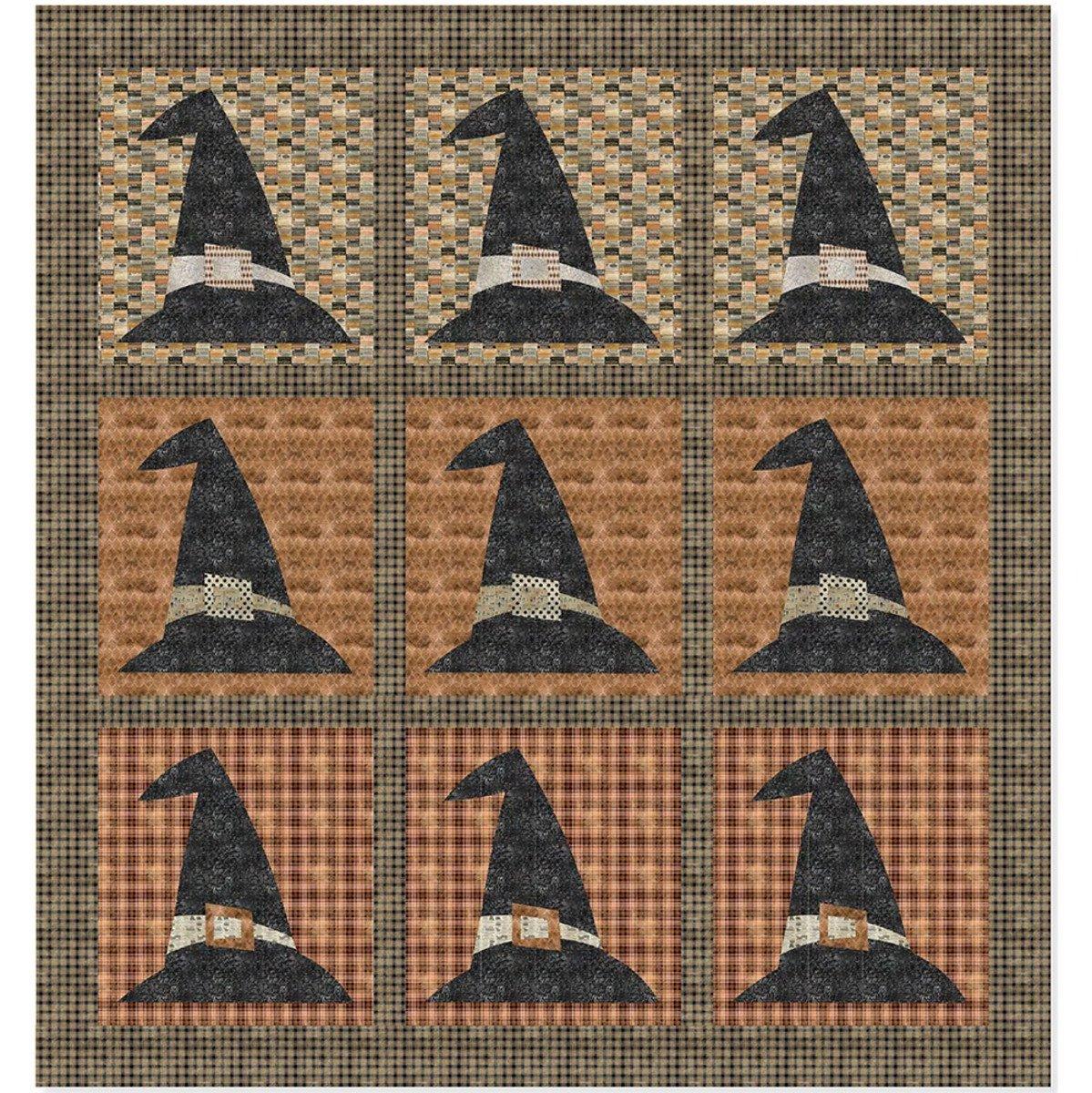 Hester's Hat Quilt Kit | Regions Beyond