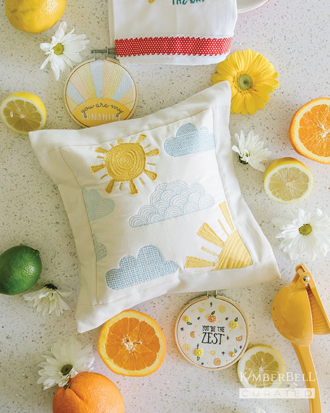 Kimberbell Curated Citrus & Sunshine