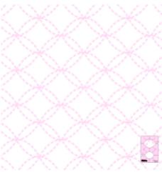 Small Leaflet Template by DMQuilting