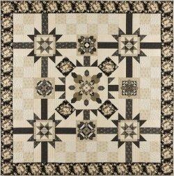 Vintage Onyx quilt