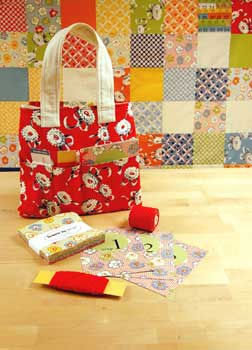 Learn To Sew Quilt Charming Kit