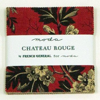 Chateau Rouge - Mini Charm
