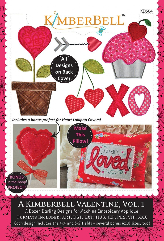 A Kimberbell Valentine Volume 1