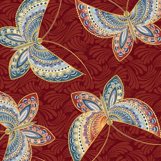 Butterfly Fandango  1462M-19