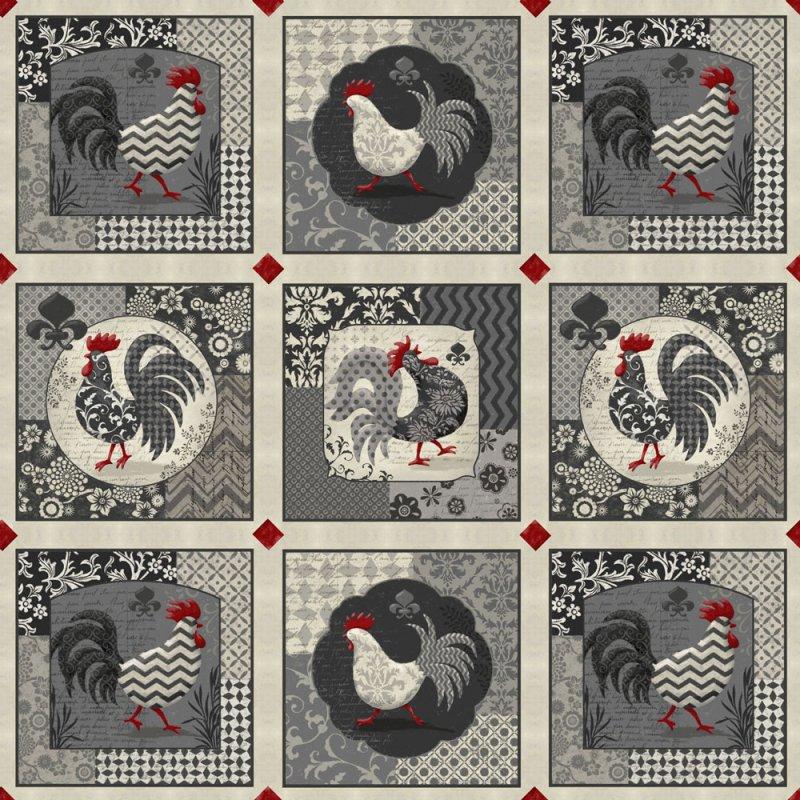 Poulets de Provence