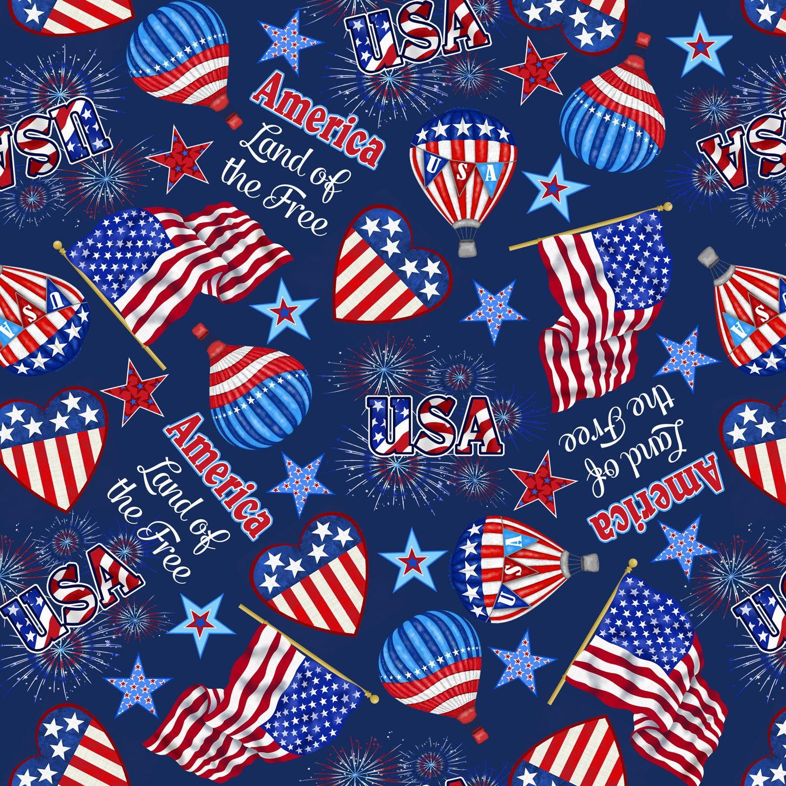 America Home of the Brave  4622-77