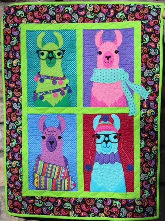 Llama Portraits Kit