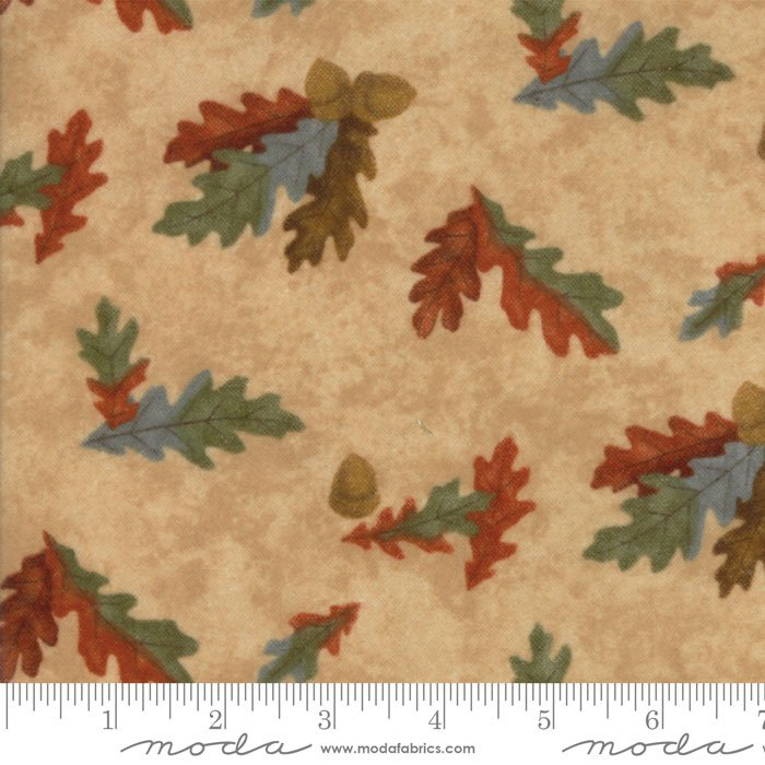 Fall Impressions Flannel