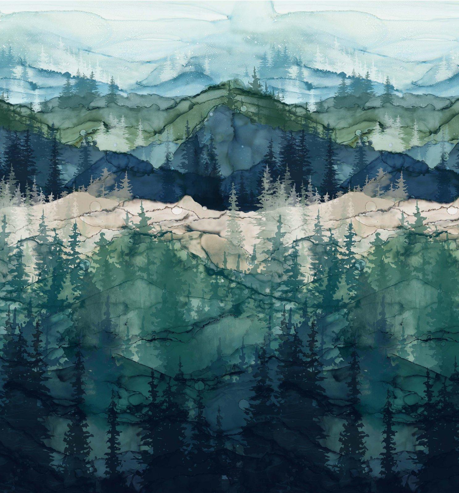 Whispering Pines  B23751-46