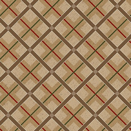 Woodland Haven Flannel  F1740-33