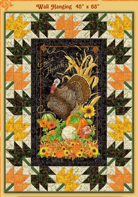 Harvest Time by Jane Maday for Wilmington*