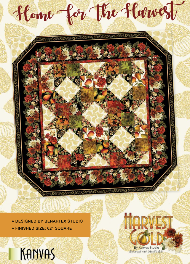 Home for the Harvest Tabel Topper/Wall Hanging Kit