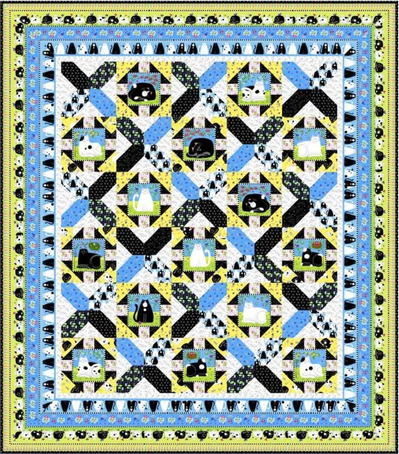 Daydreamers Quilt Kit
